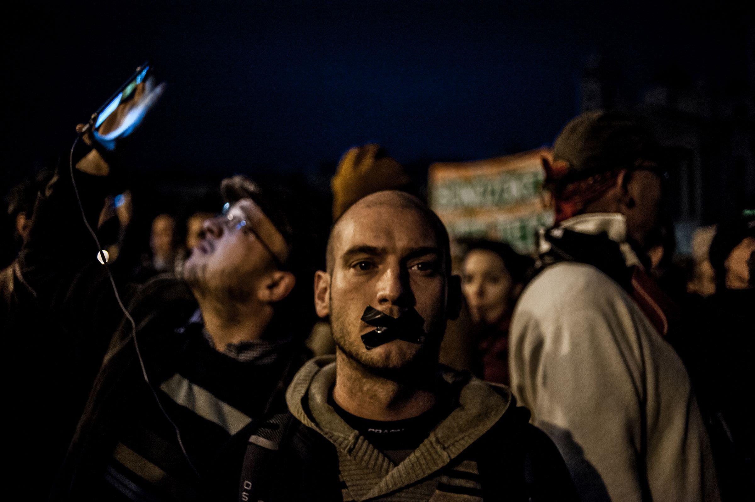 Markoszov Szergej: Nincs többé Népszabadság