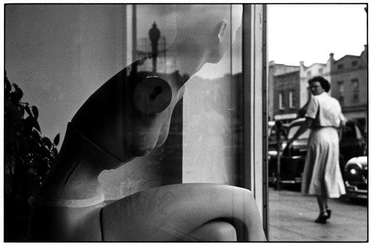 Wilmington, Észak-Karolina, USA, 1950 © Elliott Erwitt / Magnum Photos