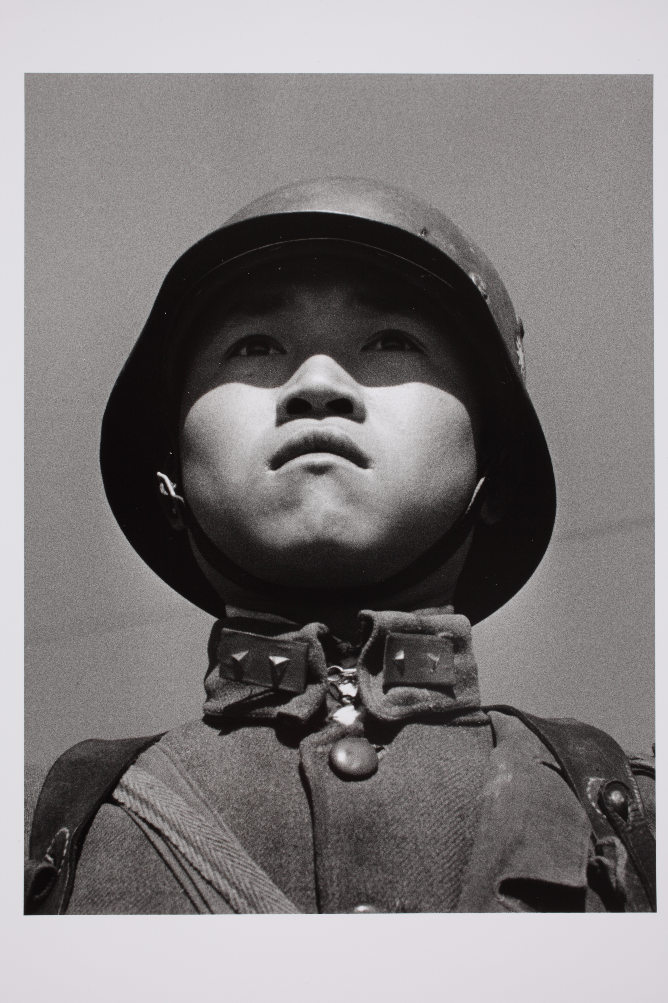 Boy soldier, Hankou, China © Robert Capa © International Center of Photography/Magnum Photos