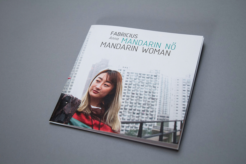 PROJECT ROOM plakát - Fabricius Anna: Mandarin nő (ingyenes)
