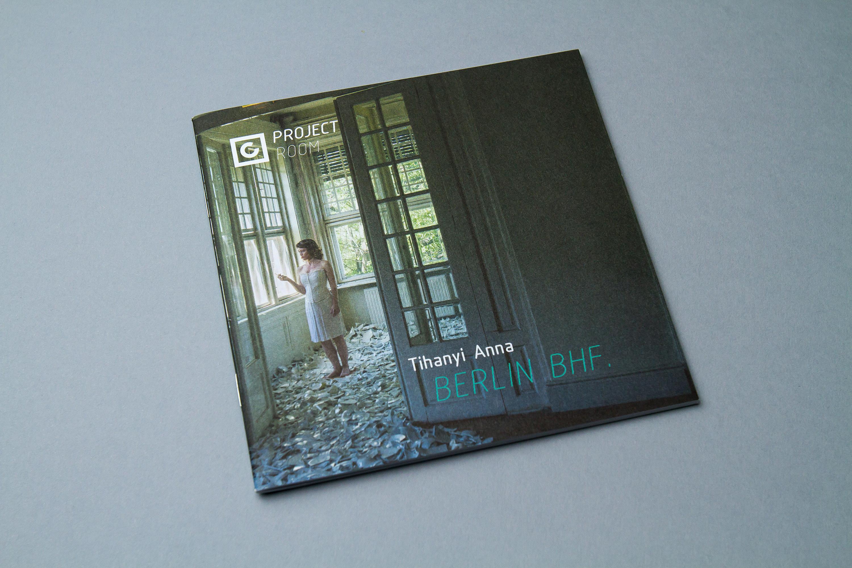 PROJECT ROOM katalógus - Tihanyi Anna: Berlin bhf. (ingyenes)