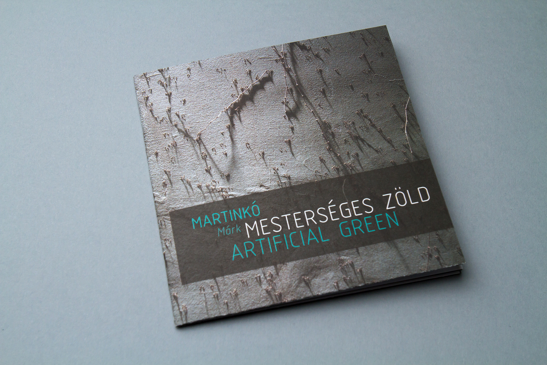 PROJECT ROOM plakát - Martinkó Márk: Mesterséges zöld (ingyenes)
