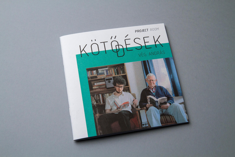 PROJECT ROOM katalógus - Kőrösparti Beatrix és Vég András: Kötődések (ingyenes)