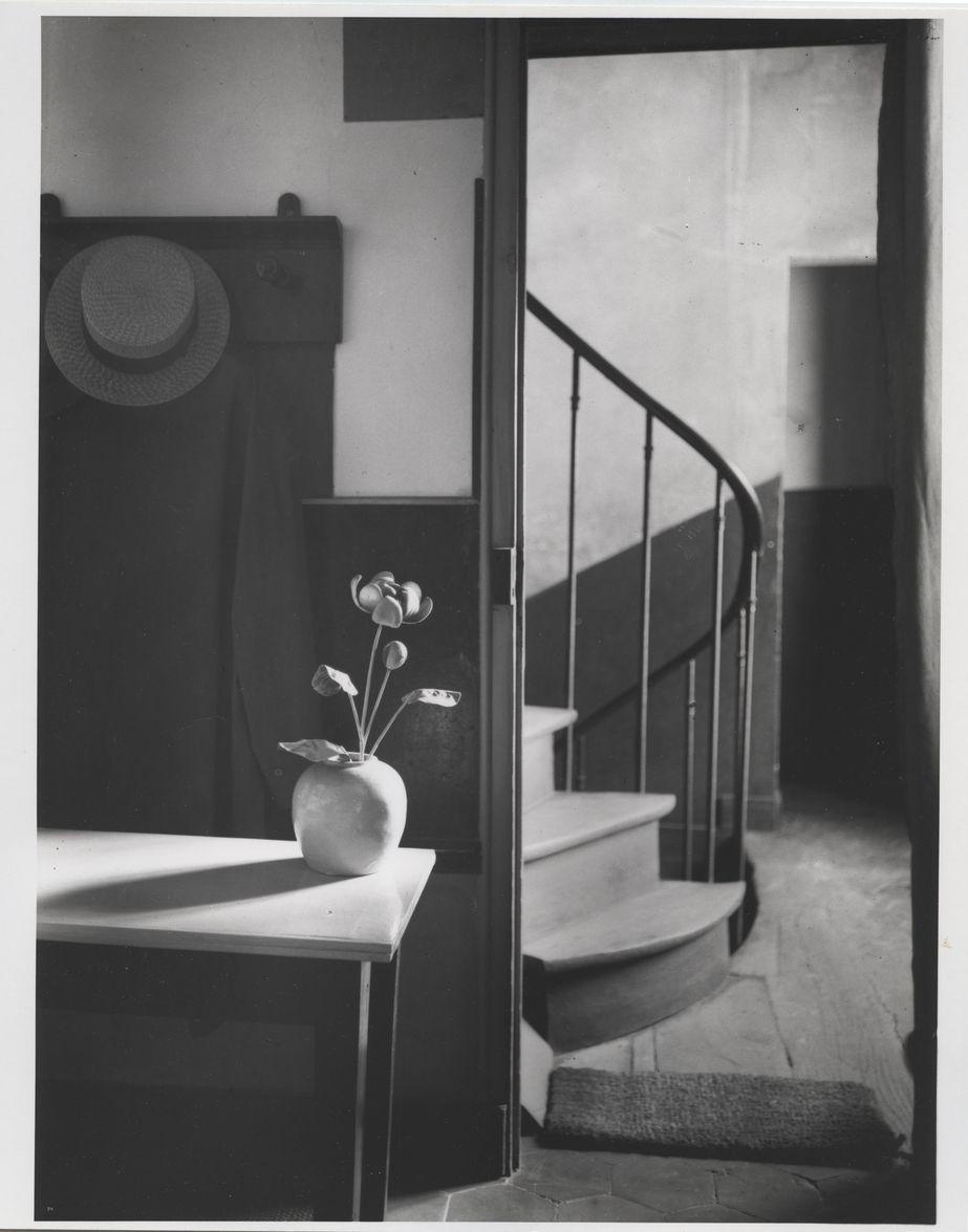 André Kertész: Chez Mondrian, Párizs, France | Paris, France, 1926 © Courtesy André Kertész Memorial Museum, Szigetbecse, Hungary