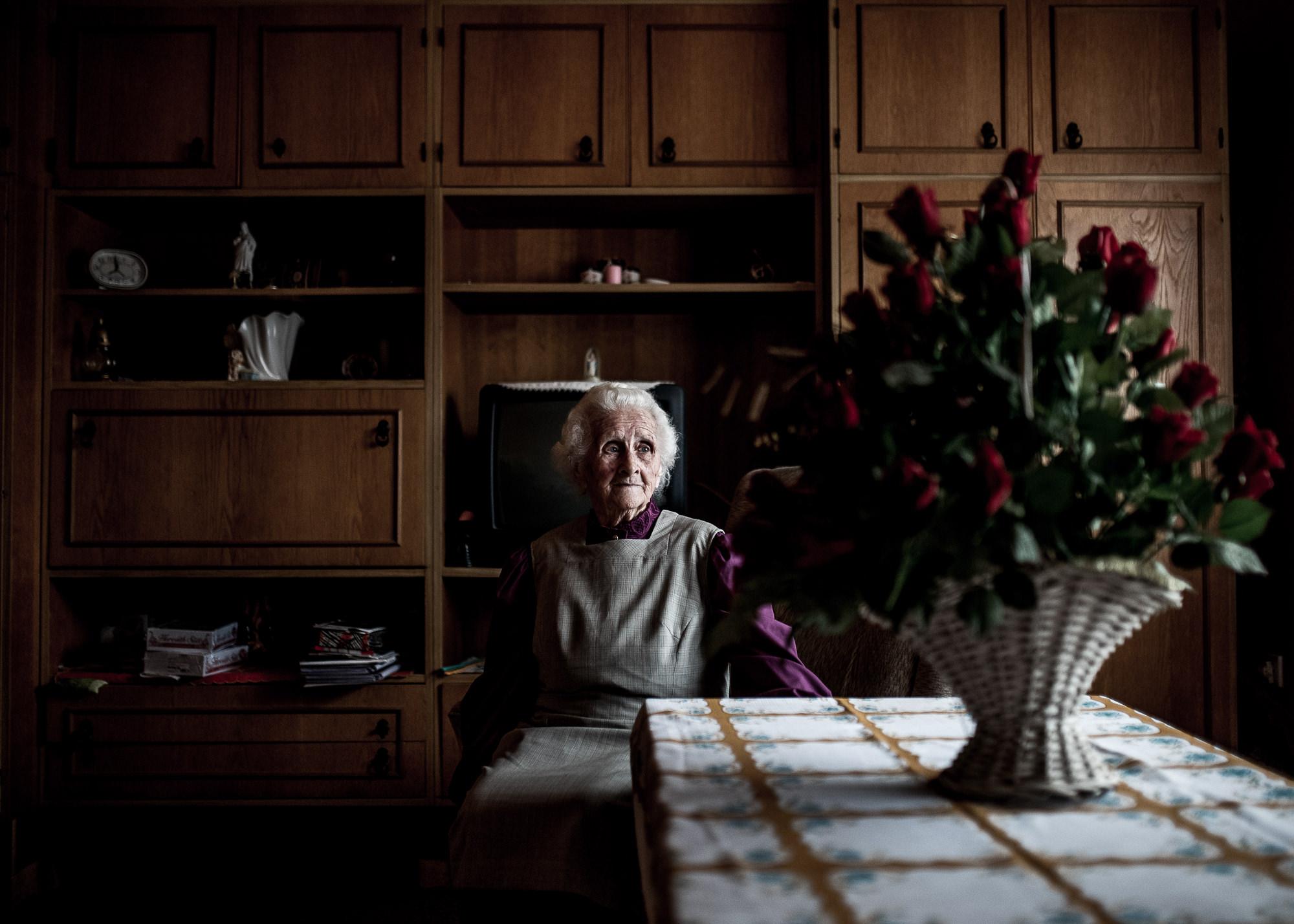 BIELIK István: Részlet Az utolsó mesélők című sorozatból / from series The Last Storytellers, 2018