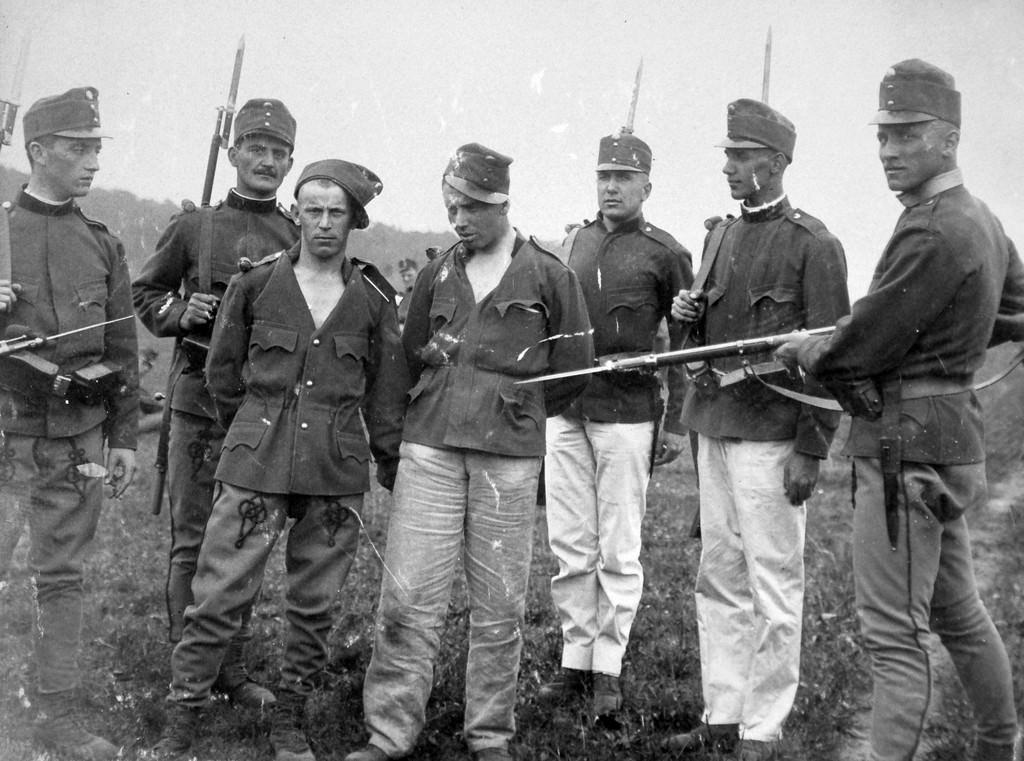 1918. Forrás: Fortepan / Saly Noémi