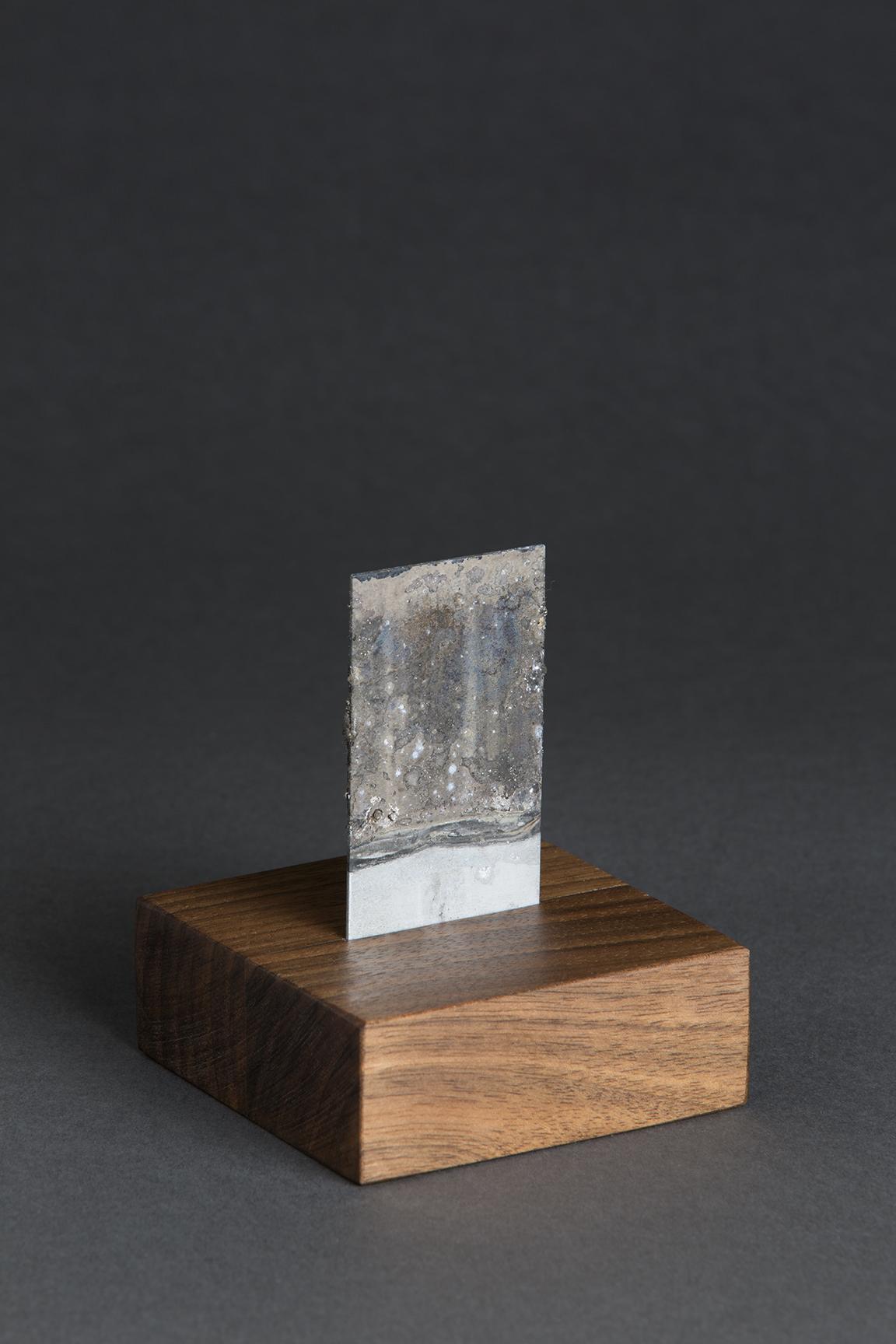Dobokay Máté: Silver on Zinc, 2019 © Dobokay Máté