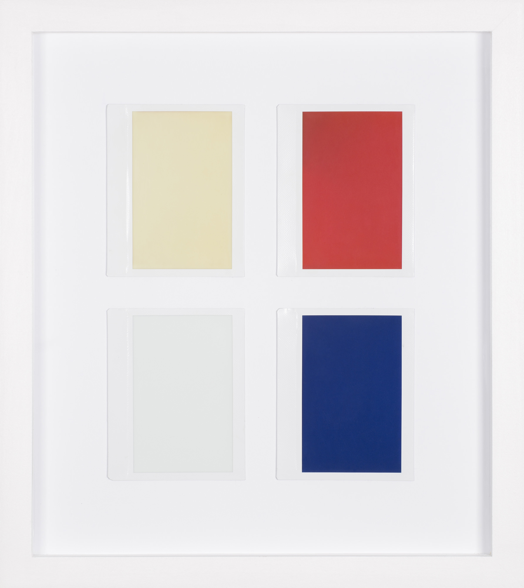 Máté Dobokay: Composition no. 1, Mondrian