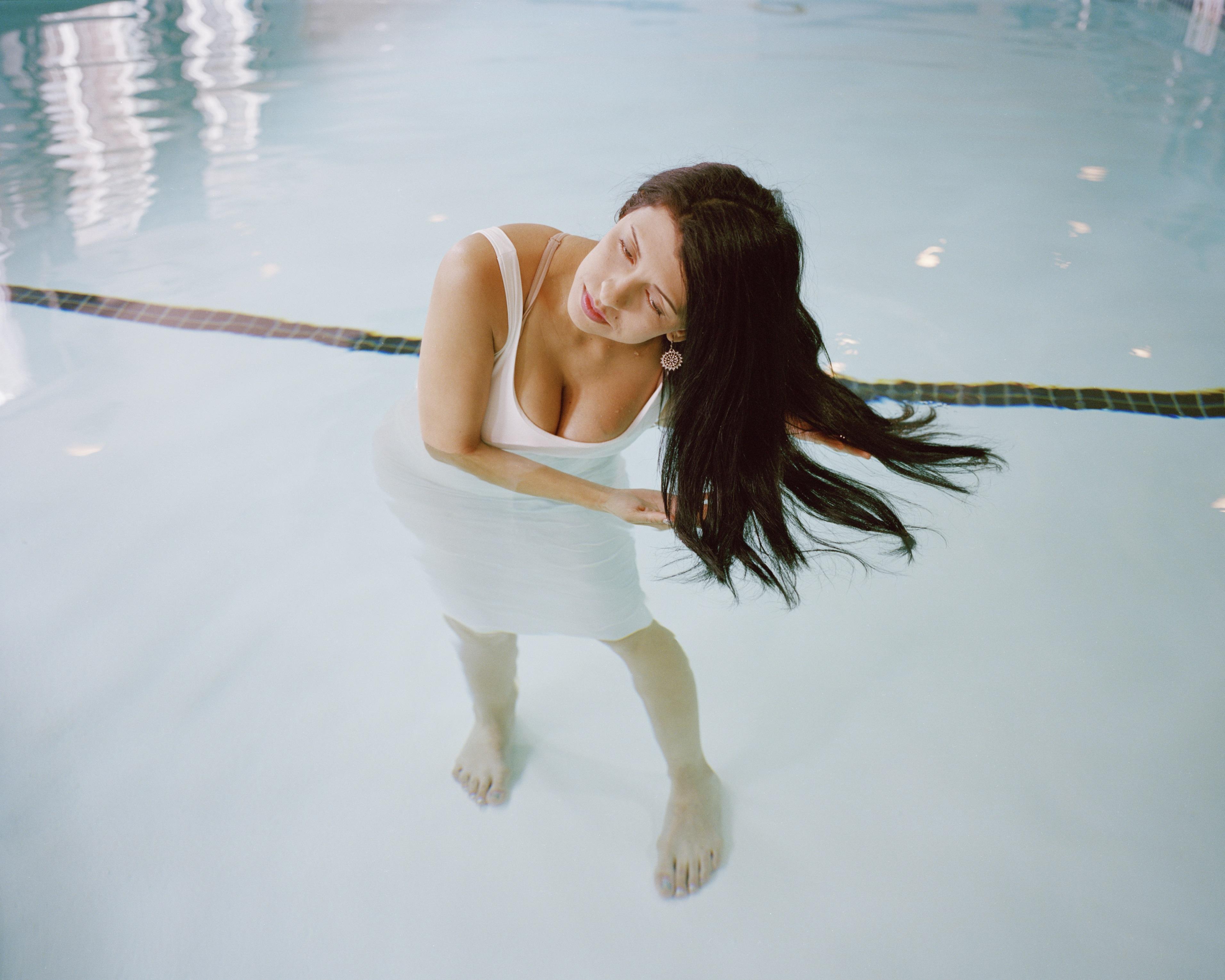 Shelli Weiler: Marie (Patina című sorozat), 2021 © Shelli Weiler