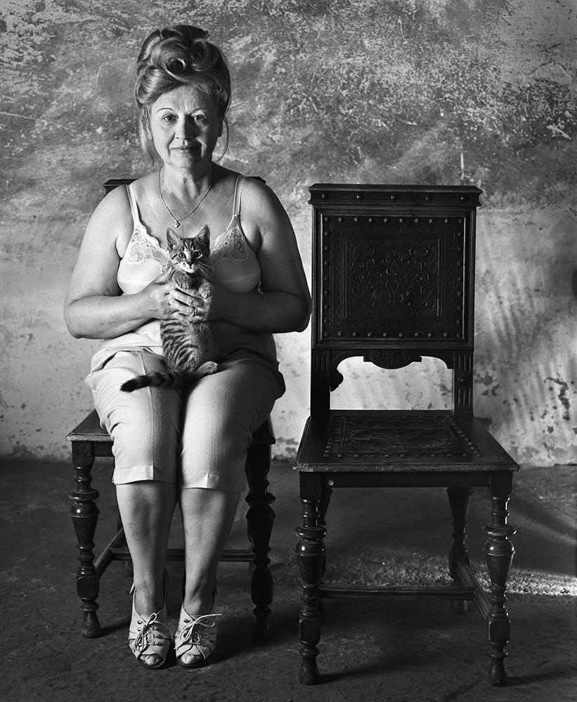 Baricz Kati: Nővérem: Erzsébet, 2000