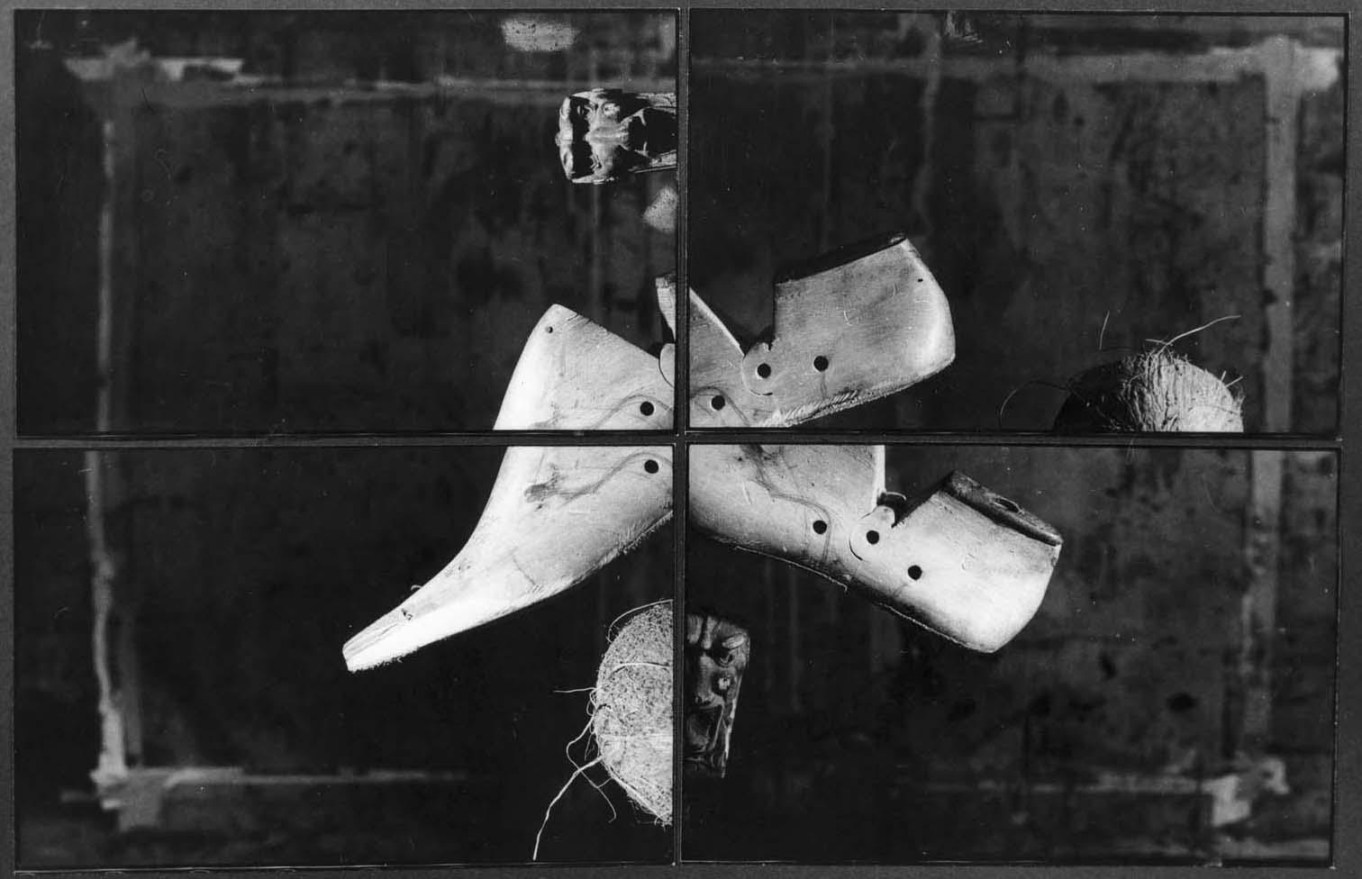 Drégely Imre: Kaptafa 1–4., 1993 © Drégely Imre