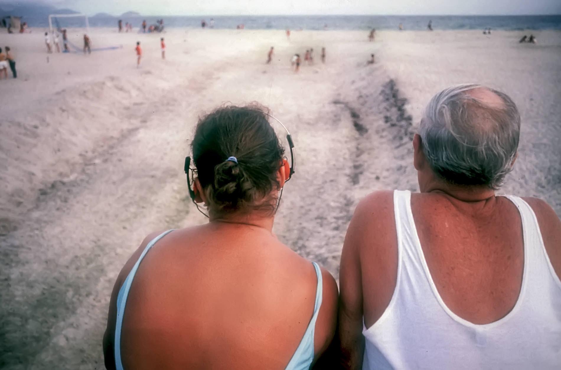 Felvégi Andrea: Rio, 1983 © Felvégi Andrea