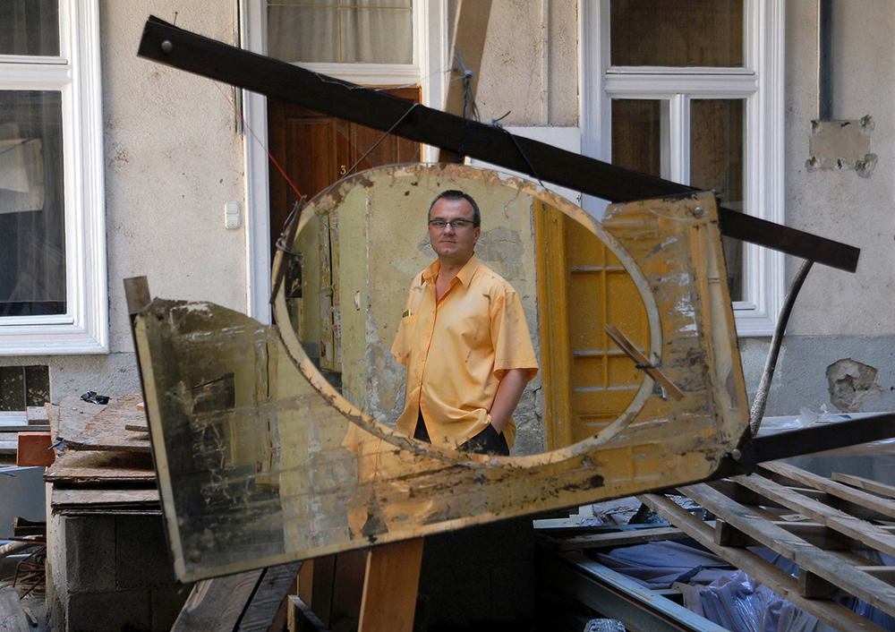 Frankl Aliona: Dr. Máriás Béla, 2010 © Frankl Aliona