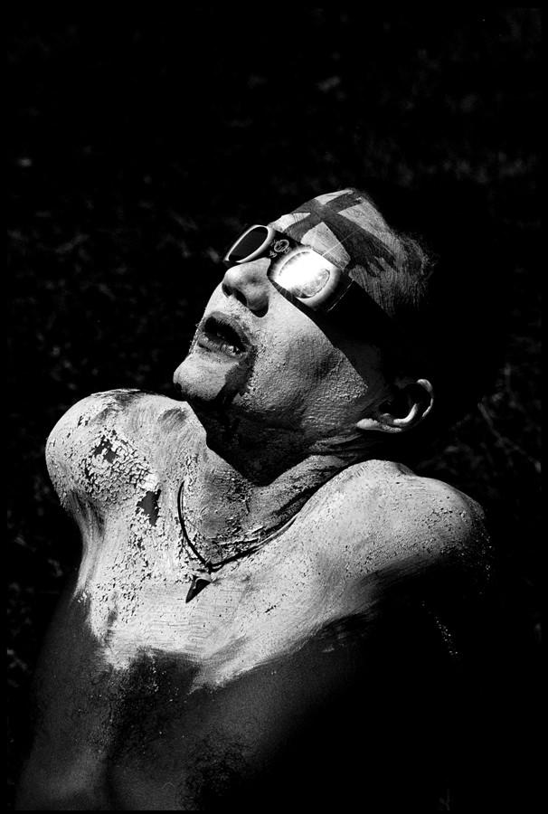 Pataky Zsolt: Napfogyatkozás, 1999 © Pataky Zsolt