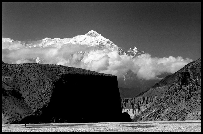 Pataky Zsolt: Tibet, a Kali Gandaki völgy – Buddhista királyságok a világ tetején sorozatból © Pataky Zsolt