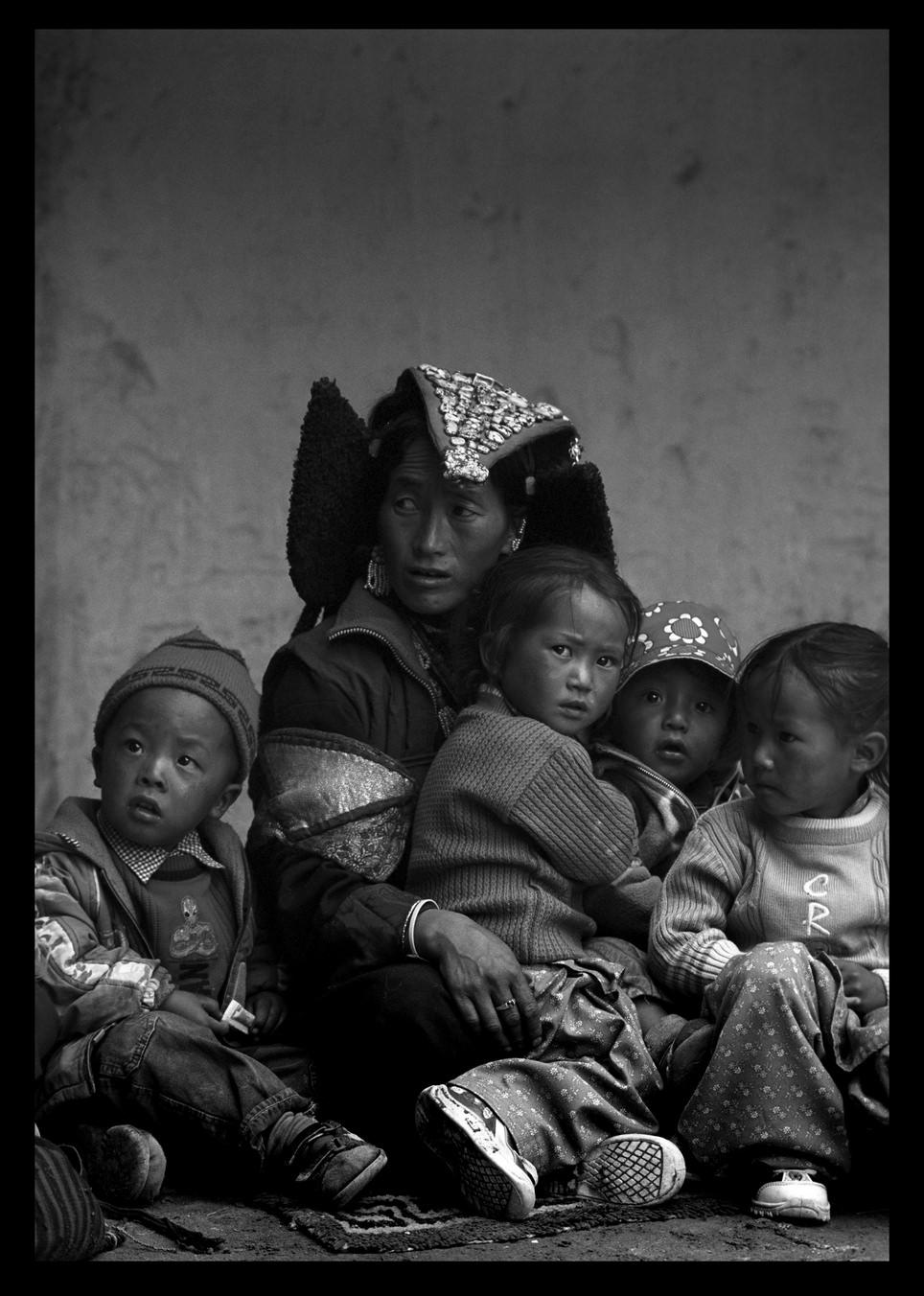 Pataky Zsolt: Tibet, Ladakh, Mustang – Buddhista királyságok a világ tetején sorozatból © Pataky Zsolt