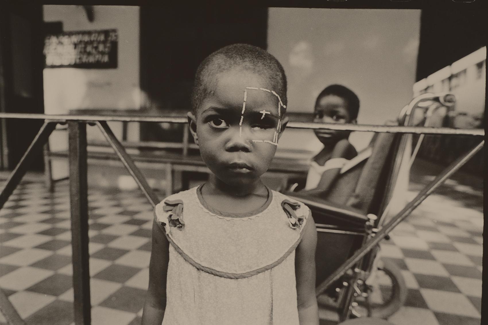 Stalter György: Mozambik, 1988 © Stalter György