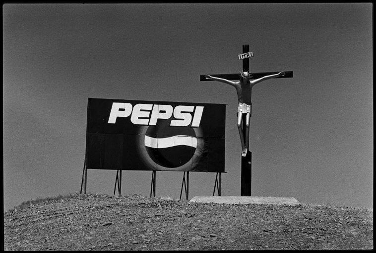 Valdés-félsziget, Argentína, 2001 © Elliott Erwitt / Magnum Photos