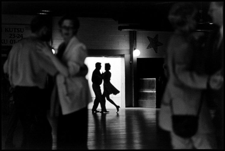 Tango táncosok, Helsinki, Finnország, 2001 © Elliott Erwitt / Magnum Photos