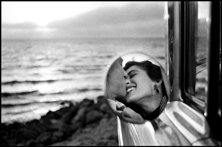Kalifornia, USA, 1955 © Elliott Erwitt / Magnum Photos