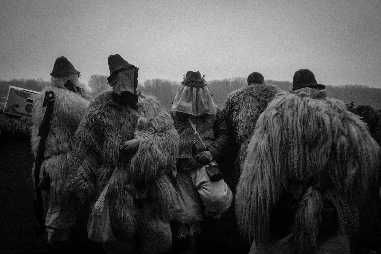 Fekete András: Téli mesék (részlet a sorozatból)