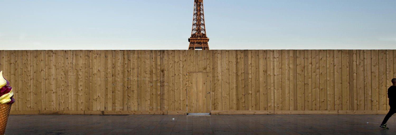 © Fazekas István: Párizs, mellékutcák (részlet a sorozatból)