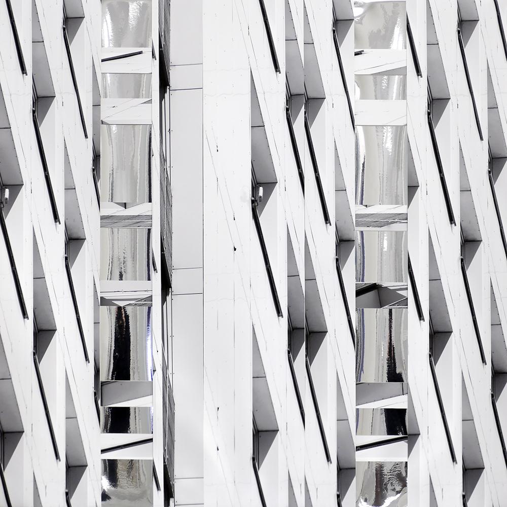 Robitz Anikó: Woven mirror (2020) © Robitz Anikó