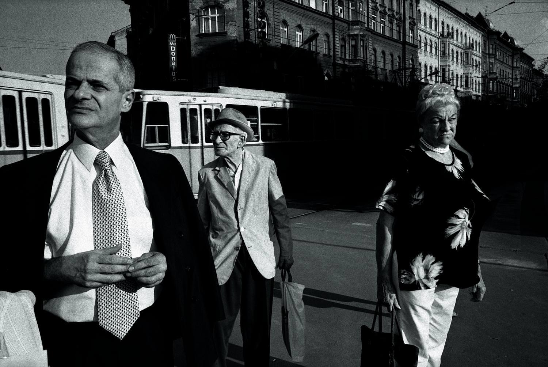 Sióréti Gábor: Árnyékváros (részlet a sorozatból) © Sióréti Gábor