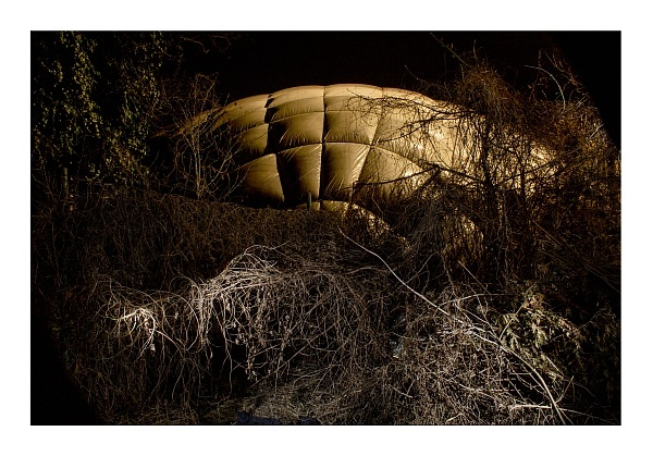 Sióréti Gábor: Buborék (részlet a sorozatból) © Sióréti Gábor