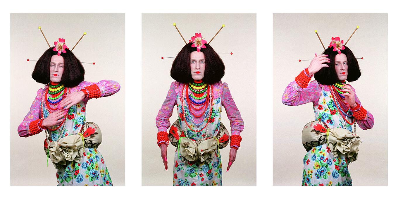 Szabó Benke Róbert: Konyi Baba triptichon, 2002 © Szabó Benke Róbert