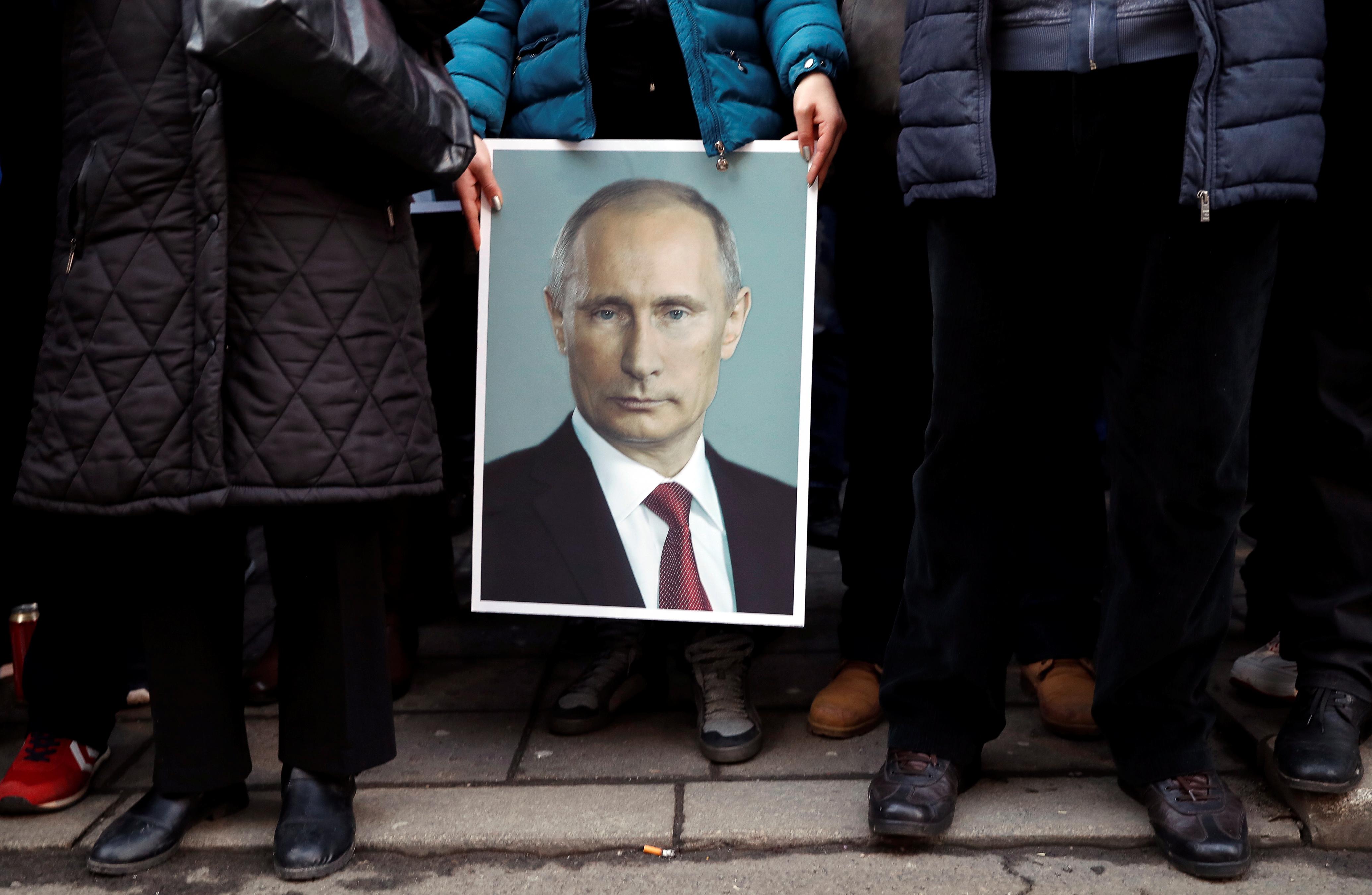 Szabó Bernadett: Szerbia-Oroszország, 2019 © Szabó Bernadett/Reuters