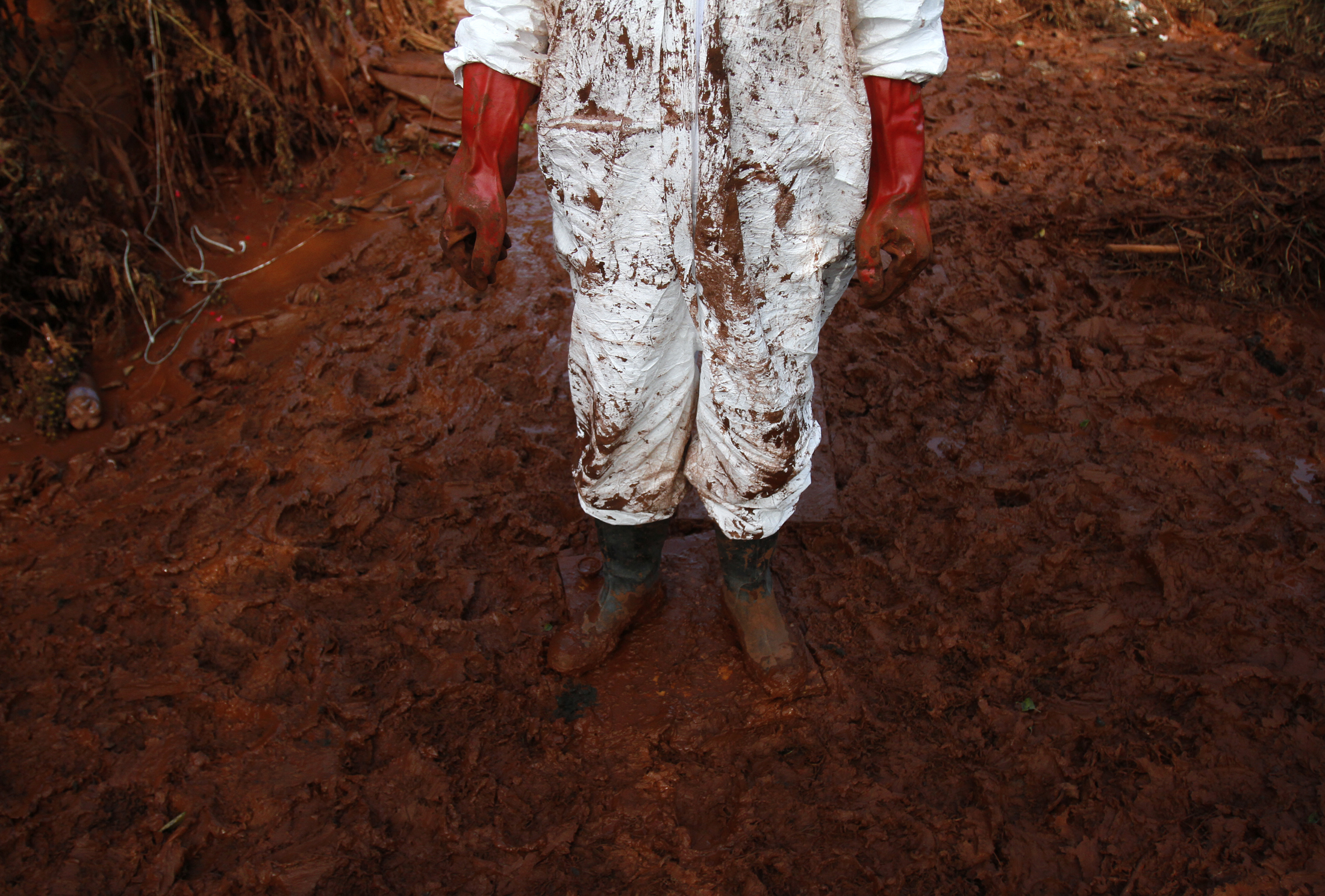 Szabó Bernadett: Iszapkatasztrófa, Devecser, 2010 © Szabó Bernadett/Reuters