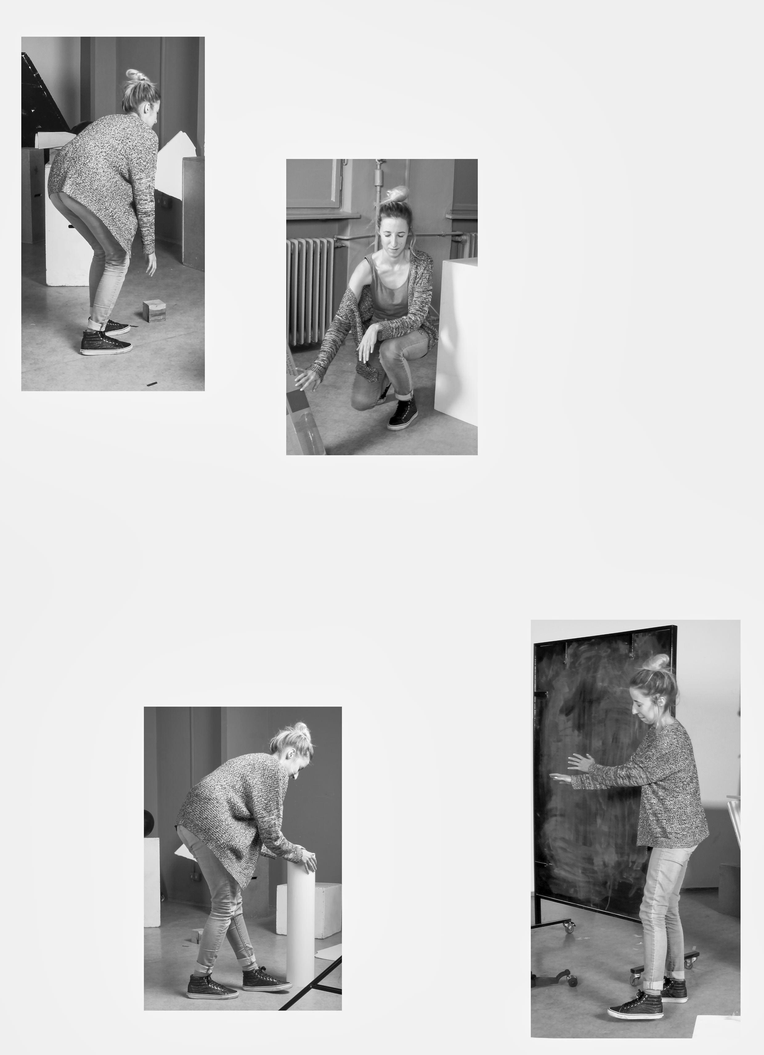 Bilak Krystyna: Unseen Study Photobook Detail © Bilak Krystyna