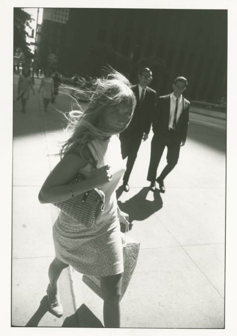 Garry Winogrand: New York, 1965 © Garry Winogrand