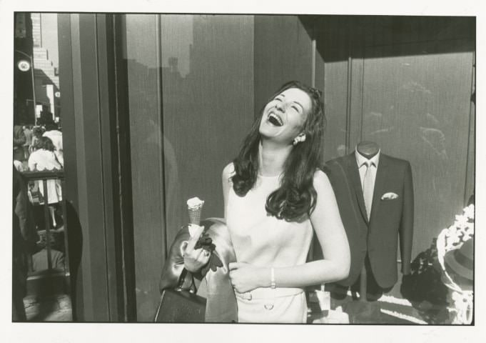 Garry Winogrand: New York, 1968 © Garry Winogrand