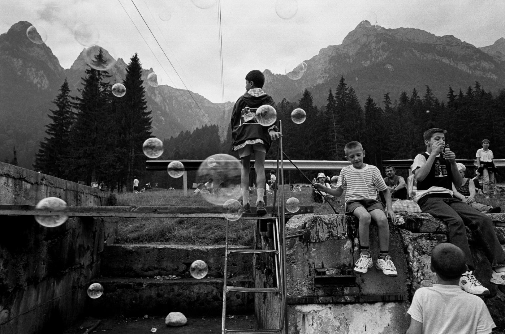 Molnár Zoltán, Bucsecs, Erdély I Bucegi, Transylvania, 2001 © Molnár Zoltán