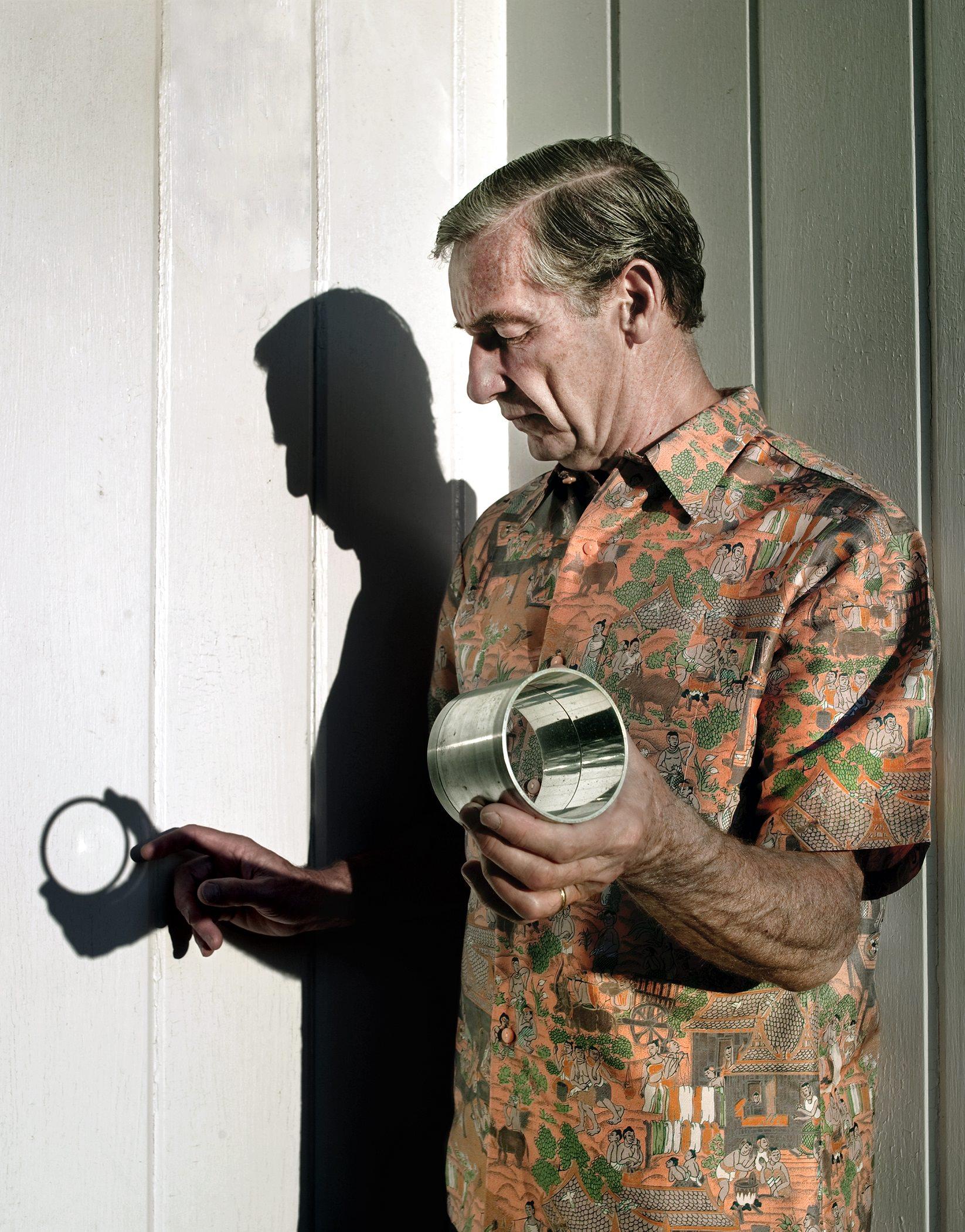 Szatmári Gergely: Scientist/Scientist (American Idler sorozat/from the series American Idler), 2008