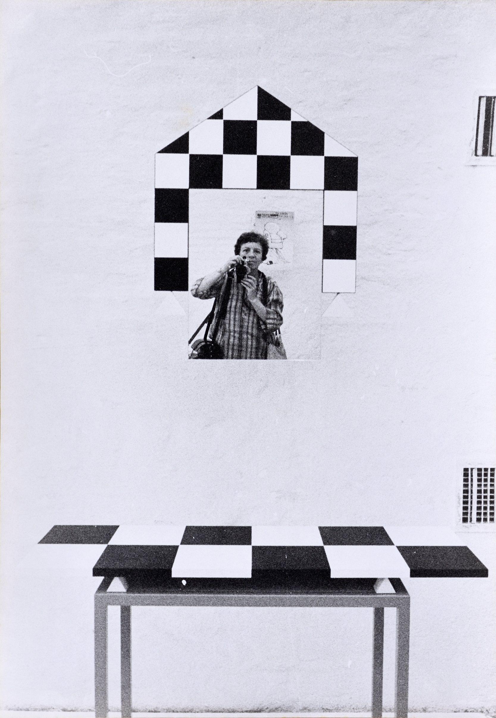 Nádor Katalin: Cím nélkül, c. 1970 © Nádor Katalin