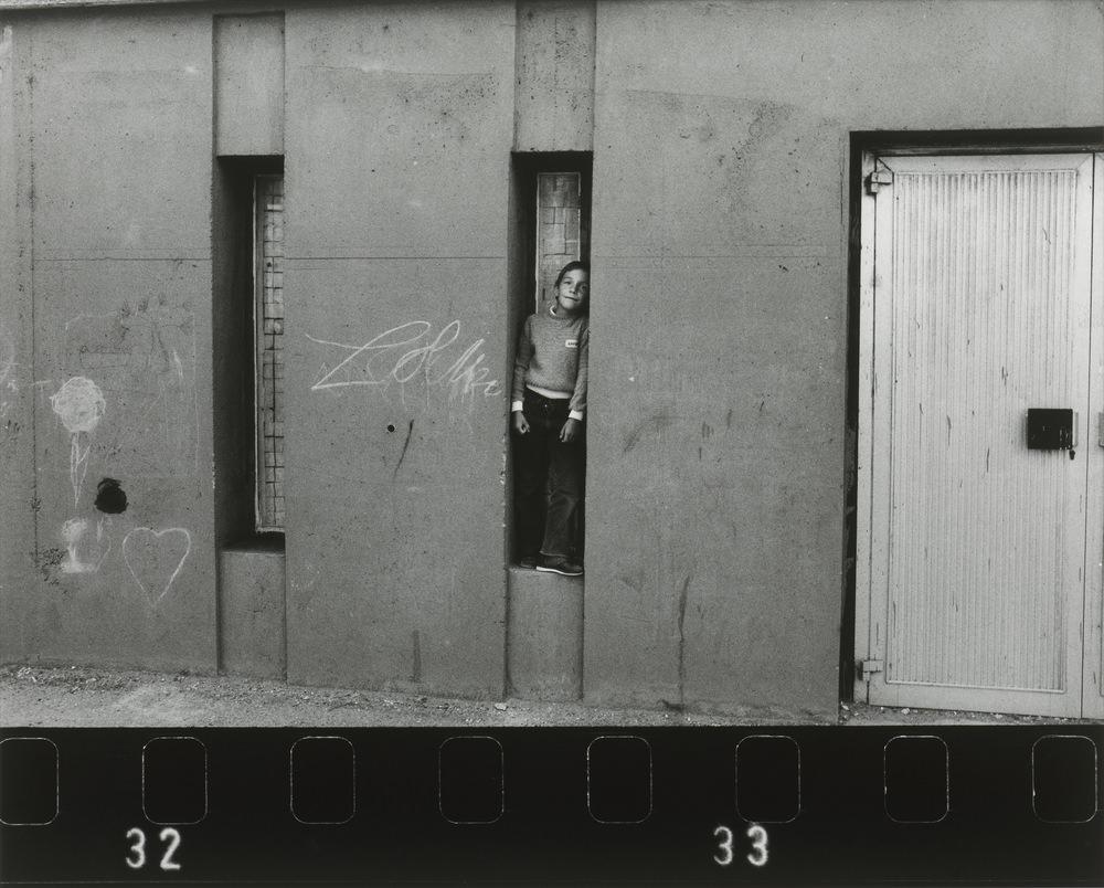 Nyilas Ilona: Lolka, 1976 © Nyilas Ilona