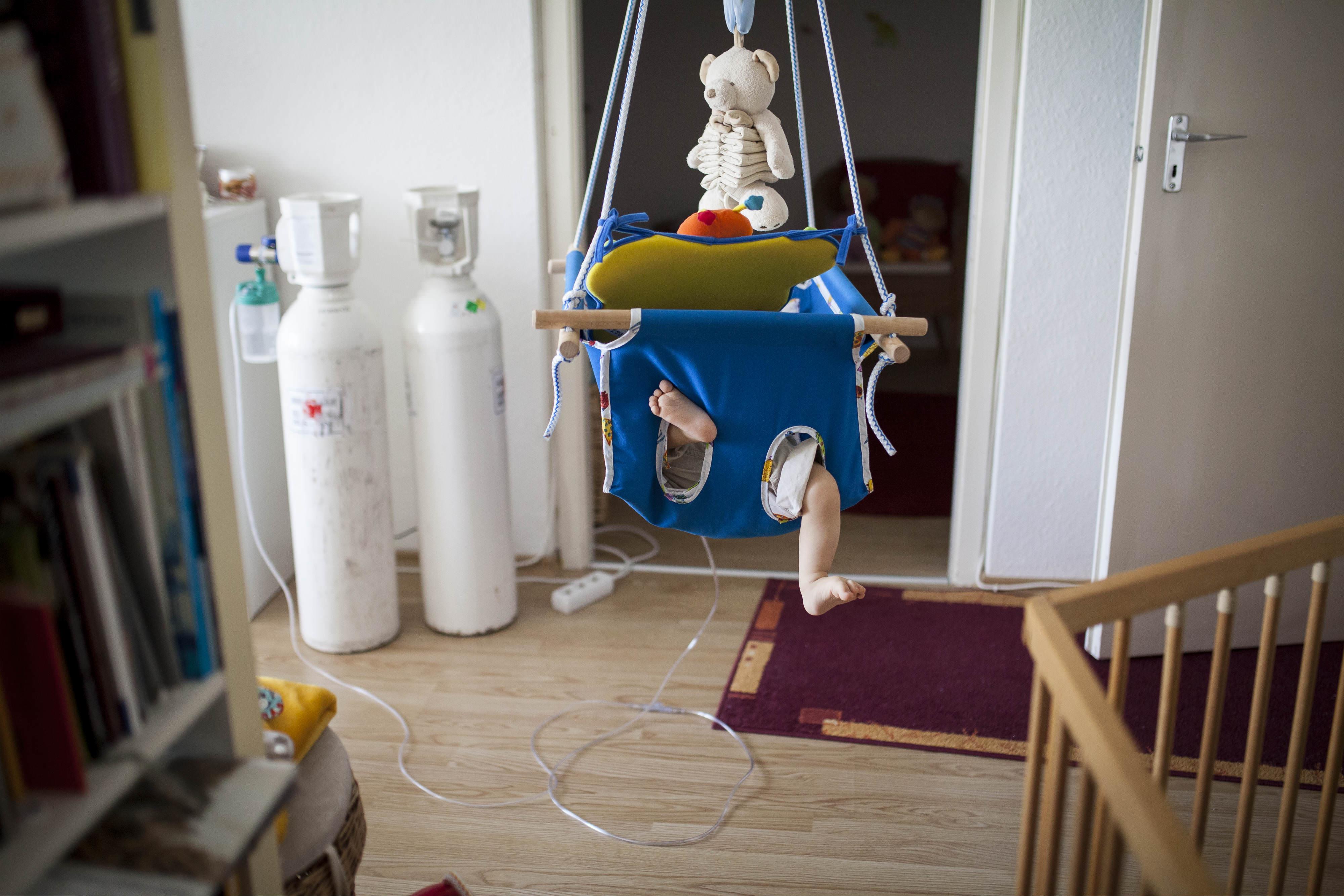 Rostás Bianka: Szív szerinti gyermek (részlet a sorozatból, 2017) | Bianka Rostás: Child by Heart (from the series, 2017)