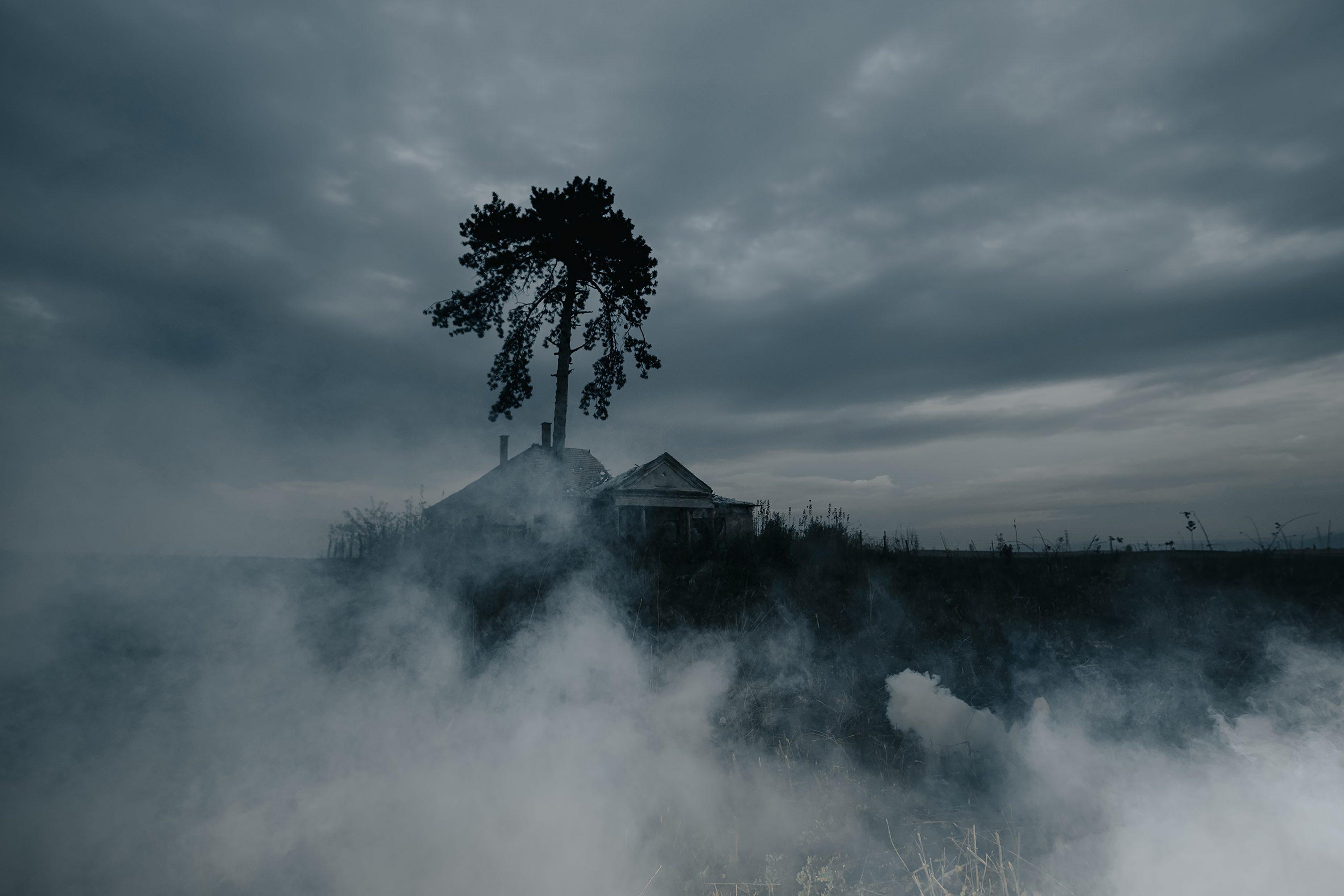 HEGYHÁTI Réka: Részlet a Nosztalgia vége című sorozatból | from series An End to Nostalgia