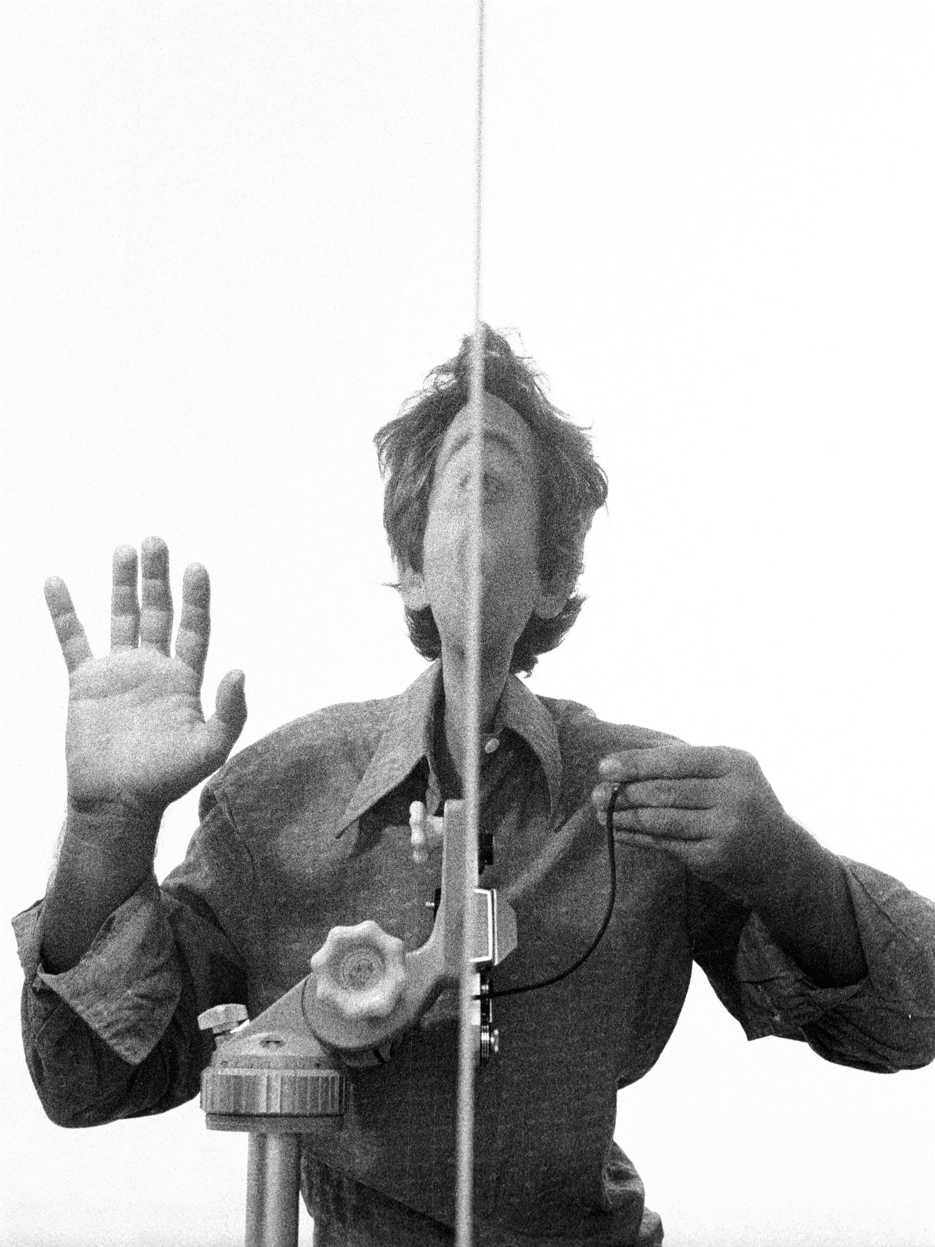 Perneczky Géza, Cyclops, 1975 | Courtesy of Géza Perneczky / Patrick Urwyler (Chimera-Project)