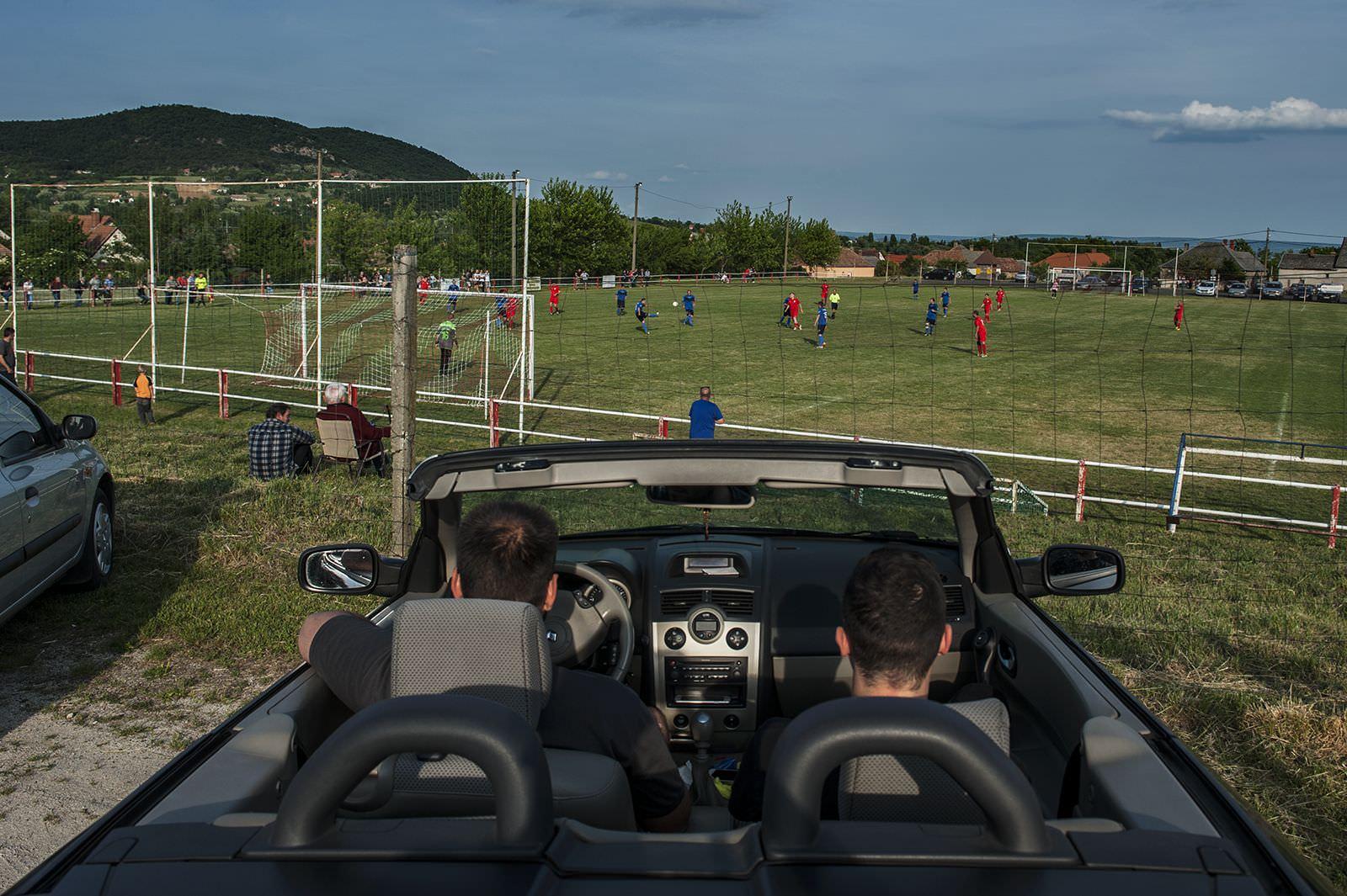 Móricz-Sabján Simon: Megyei foci (2015)