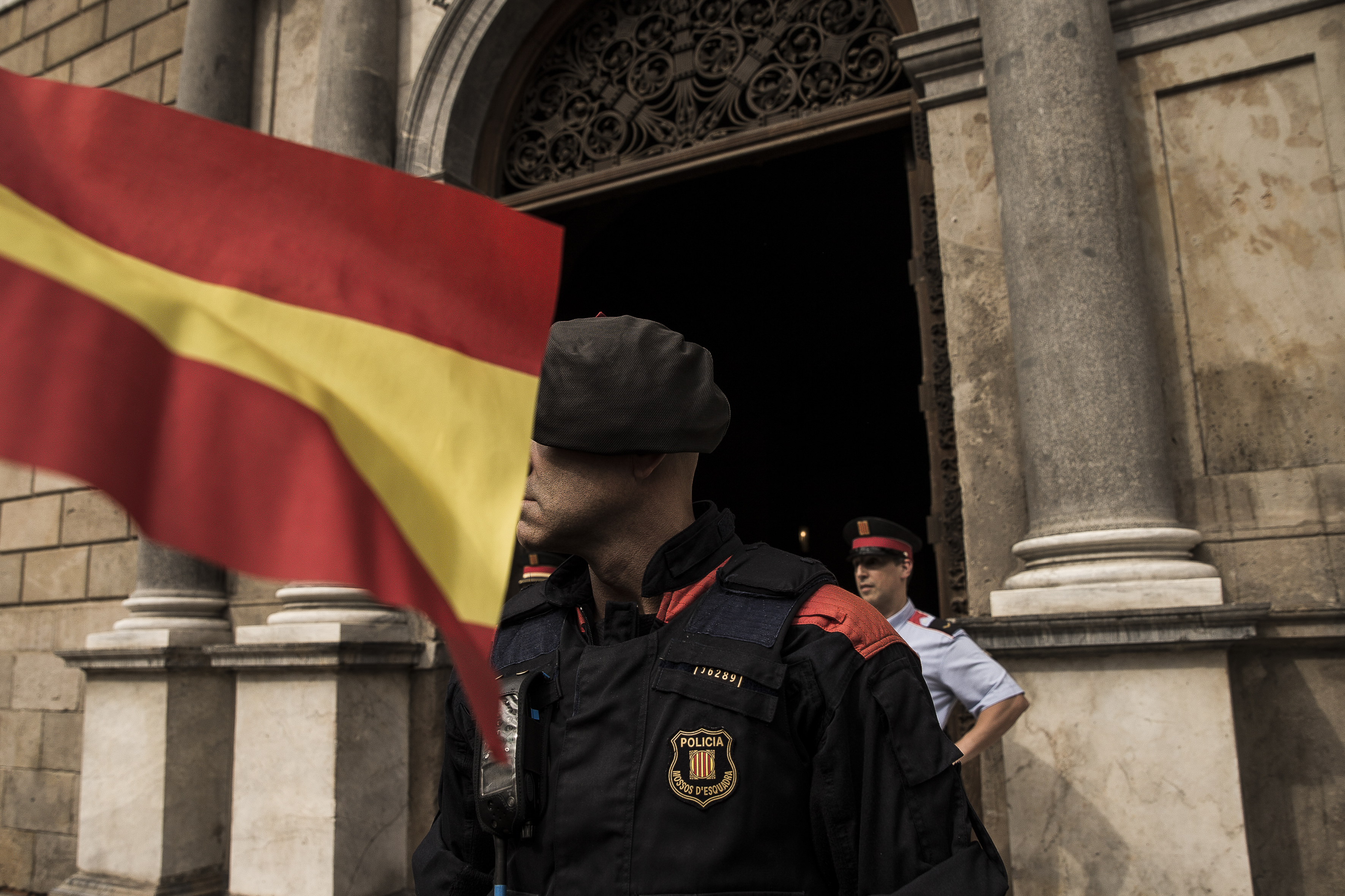 Kurucz Árpád: Katalan függetlenedés (részlet a sorozatból)