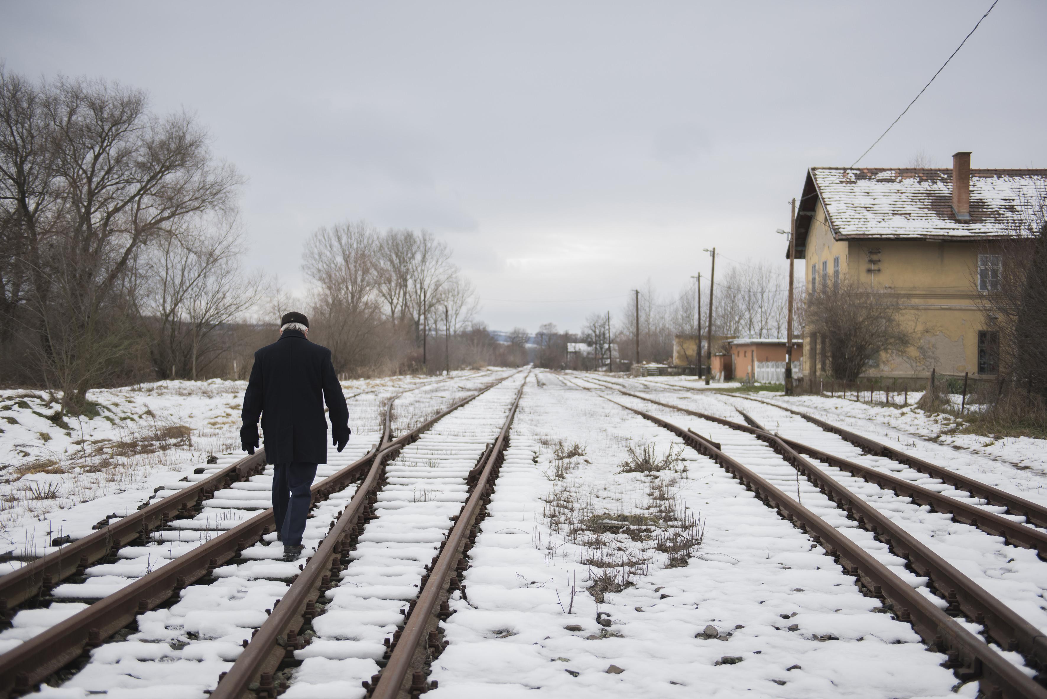 Somorjai Balázs: Visszatérés (részlet a sorozatból)