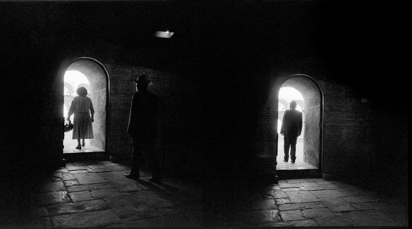 Sylvia Plachy: Jerusalem (1992)