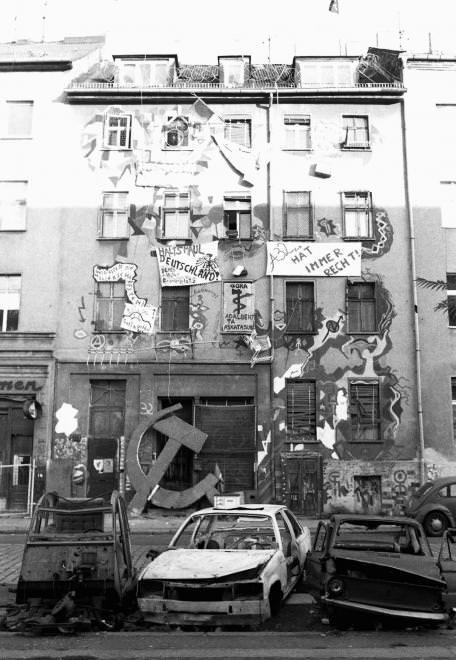 Urbán Tamás: Németország, 1990 © Urbán Tamás/Fortepan